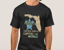 #321 для FLORIDA SEA TURTLE T- SHIRT DESIGN от abjim