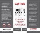 Graphic Design Contest Entry #6 for Design an attention grabbing label for aerosol
