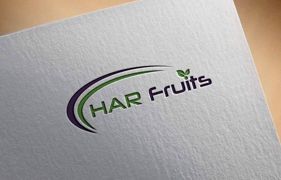 Konkurrenceindlæg #                                        46                                      for                                         HAR Fruits