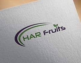 #46 for HAR Fruits af creativezakir