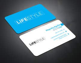 #175 for Magcelys Aguilar Business Cards by designacademy11