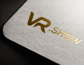 #277 for New Logo.. for VR.show / VR.estate by fatema96987