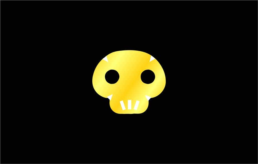 Contest Entry #                                        41                                      for                                         I'm a jewelry designer and I'm looking for a very unique cool skull design. That is closed with no outside openings. This is for jewelry. I attached an example. But be very unique and do not copy this example. It's just for simplicity.