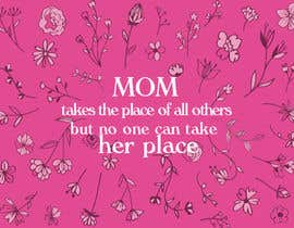 #23 cho Mom takes the place of all others bởi exbitgraphics