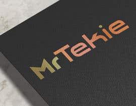 #317 untuk MrTekie Logo - 22/01/2021 13:35 EST oleh imsbr