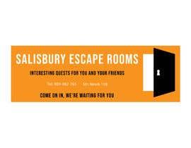 Nro 6 kilpailuun escape room signage käyttäjältä cutenechaev