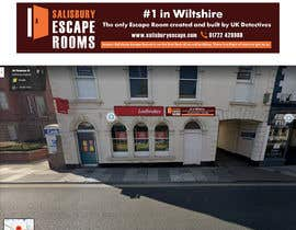 #16 for escape room signage by alberhoh