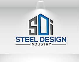 #257 untuk Design Logo for metal industry company oleh mahonuddin512