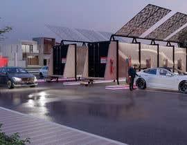 AeArts tarafından Design the Electric Car Charging station of the future! için no 13