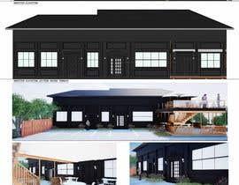 Nro 15 kilpailuun Exterior Rendering for Retail Building Improvements käyttäjältä moustafamoha