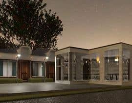 Nro 13 kilpailuun Exterior Rendering for Retail Building Improvements käyttäjältä AARDWOLF3D