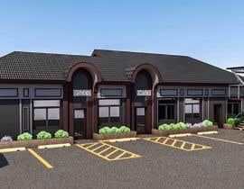 Nro 55 kilpailuun Exterior Rendering for Retail Building Improvements käyttäjältä MsMaryna