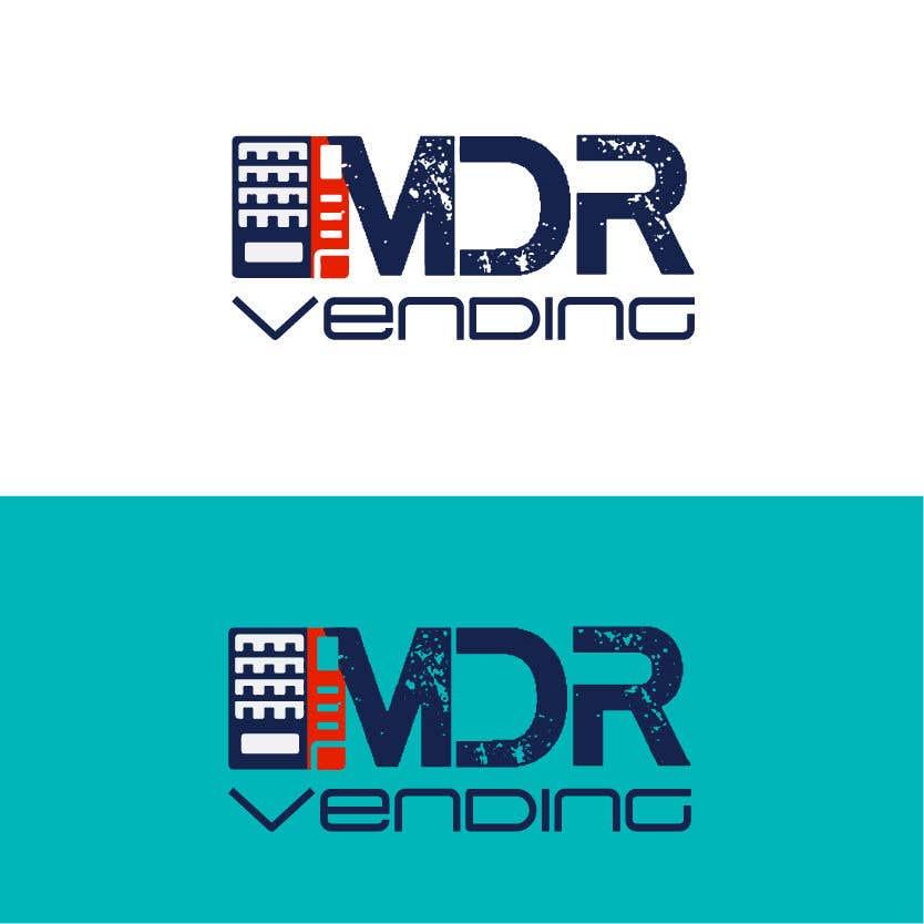 Kilpailutyö #                                        19                                      kilpailussa                                         Logo For my Vending Business