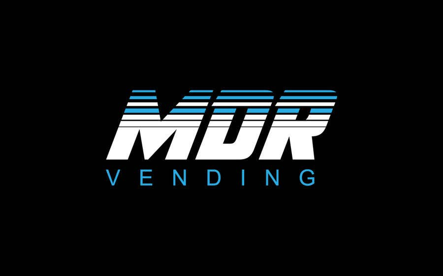 Kilpailutyö #                                        60                                      kilpailussa                                         Logo For my Vending Business