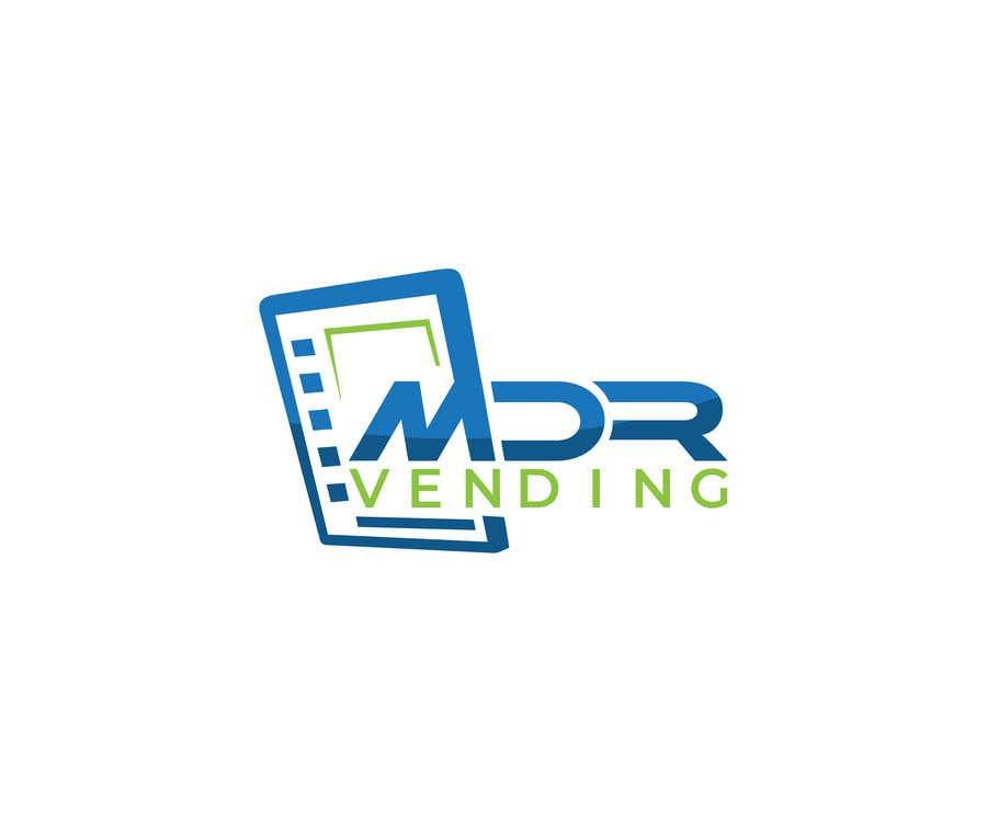 Kilpailutyö #                                        72                                      kilpailussa                                         Logo For my Vending Business