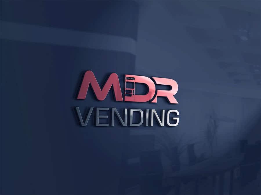 Kilpailutyö #                                        43                                      kilpailussa                                         Logo For my Vending Business