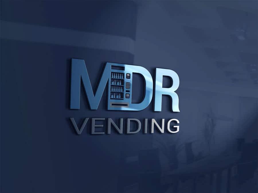 Kilpailutyö #                                        98                                      kilpailussa                                         Logo For my Vending Business
