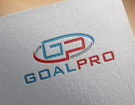 #343 for Create a new logo called GOALPRO af mdj51457