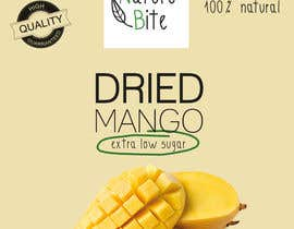 nº 22 pour Dry mango packing design par KatheGravel