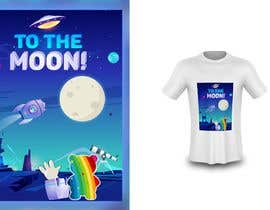 Nro 38 kilpailuun Create a T-shirt / Hoodie Design käyttäjältä knackitbd