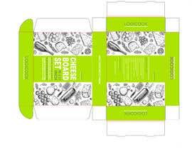Nro 41 kilpailuun Create Box Packaging for Kitchen Product käyttäjältä emonali55
