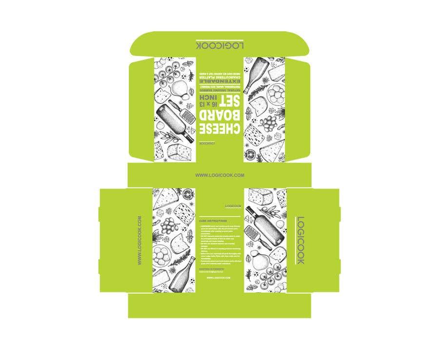 Kilpailutyö #                                        26                                      kilpailussa                                         Create Box Packaging for Kitchen Product