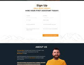 #62 for Landing Page Created by NataliaSukhanova