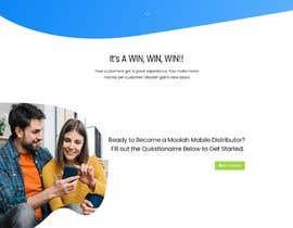 Nro 79 kilpailuun Redesign my website käyttäjältä habib71