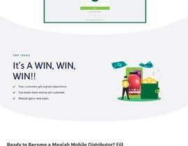 Nro 76 kilpailuun Redesign my website käyttäjältä moriom2
