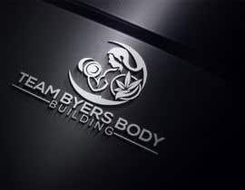 Nro 204 kilpailuun Bodybuilding logo and labels for products käyttäjältä ra3311288