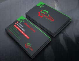 #210 for Car shop business cards by Moniroy