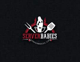 #306 for Logo Design for Server Babes (ServerBabes.com) af ahnafpalash28