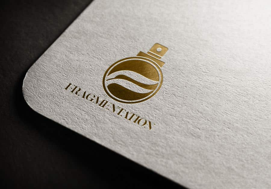 Bài tham dự cuộc thi #                                        193                                      cho                                         Logo for a fragrance/perfume related project -> Fragmentation