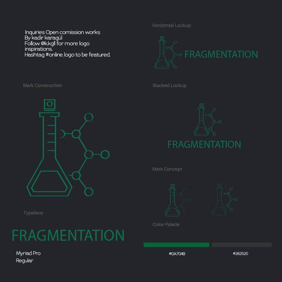 Bài tham dự cuộc thi #                                        151                                      cho                                         Logo for a fragrance/perfume related project -> Fragmentation