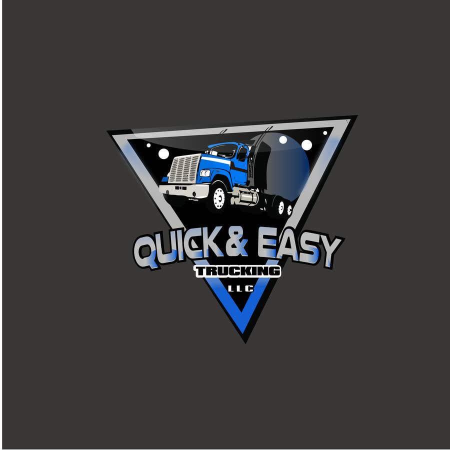 Kilpailutyö #                                        85                                      kilpailussa                                         QUICK & EASY TRUCKING LLC