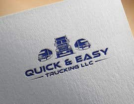 #77 для QUICK & EASY TRUCKING LLC от akash0805