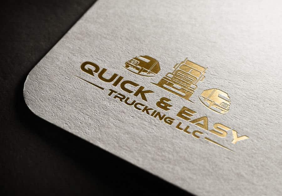 Kilpailutyö #                                        80                                      kilpailussa                                         QUICK & EASY TRUCKING LLC