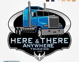 #32 for HERE, THERE & ANYWHERE TRUCKING LLC by shadin406