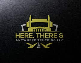 #79 for HERE, THERE & ANYWHERE TRUCKING LLC by nazmunnahar01306