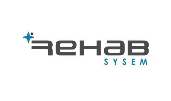 Penyertaan Peraduan #128 untuk Design a Logo for Rehab Systems