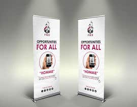 nº 7 pour I need a roll up banner & website par hirurgdesign