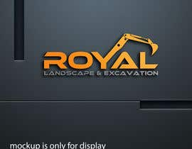 #242 cho I need a logo designed for a landscape and excavation company. (Construction industry) bởi torkyit