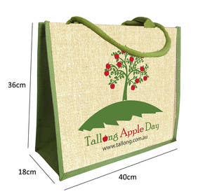 #29 untuk I need some Graphic Design for an event bag oleh cuongeke1