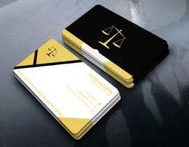 Nro 126 kilpailuun Business Card - Notary Public käyttäjältä srtarannum