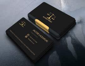 Nro 39 kilpailuun Business Card - Notary Public käyttäjältä qualifiedacademy
