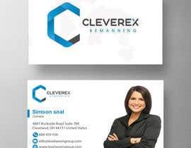 Nro 436 kilpailuun Business card design käyttäjältä sima360