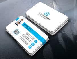 Nro 427 kilpailuun Business card design käyttäjältä habibabgd
