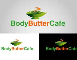 #40 for Logo Design for Body Butter Cafe by woow7