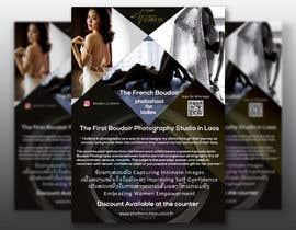 #34 cho FLYER PRINT DESIGN FOR BOUDOIR PHOTO BUSINESS bởi engrabbikhan
