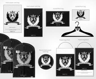 RDesigner04 tarafından Men Suit Packaging Design with Labels and Tags için no 7